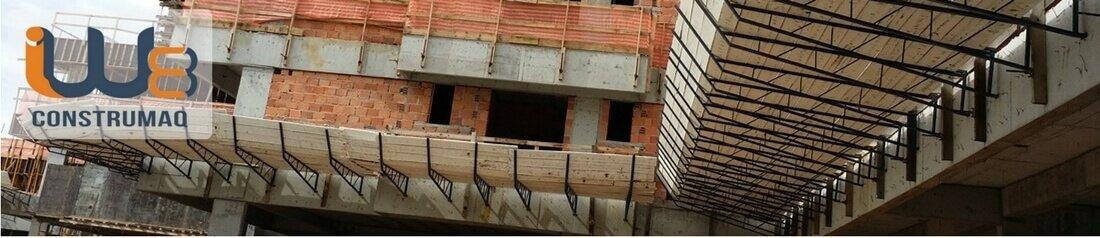 Bandeja de Proteção para Obras da Construção Civil